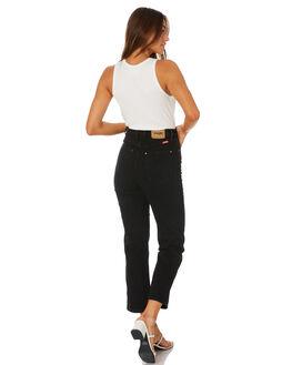 BLACK ROSE WOMENS CLOTHING WRANGLER JEANS - W-951655-MZ2