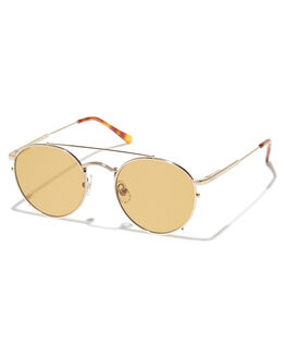 GOLD  HAVANA TORT UNISEX ADULTS CRAP SUNGLASSES - 173WB91MTZGLDHV