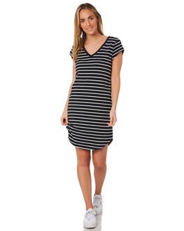 STP WOMENS CLOTHING BETTY BASICS DRESSES - BB235STP