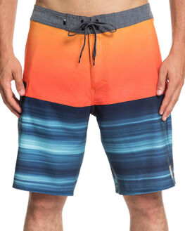 TIGER ORANGE MENS CLOTHING QUIKSILVER BOARDSHORTS - EQYBS04110-NME6
