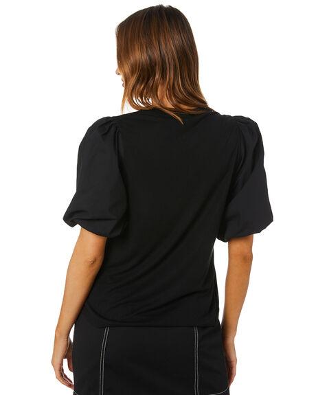 BLACK WOMENS CLOTHING MINKPINK FASHION TOPS - MP2008005BLK