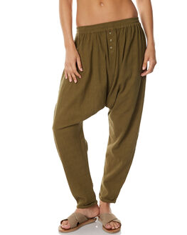 FERN WOMENS CLOTHING ZULU AND ZEPHYR PANTS - ZZ1582FERN