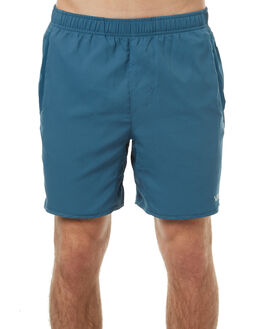 DESERT BLUE MENS CLOTHING RVCA SHORTS - R371314DEB