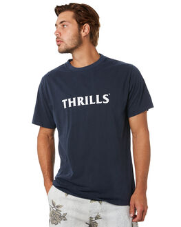 TOTAL ECLIPSE MENS CLOTHING THRILLS TEES - TA20-124ETTLEC