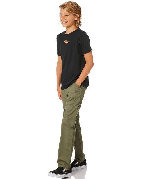 KALAMATA KIDS BOYS QUIKSILVER PANTS - EQBNP03097-GZH0