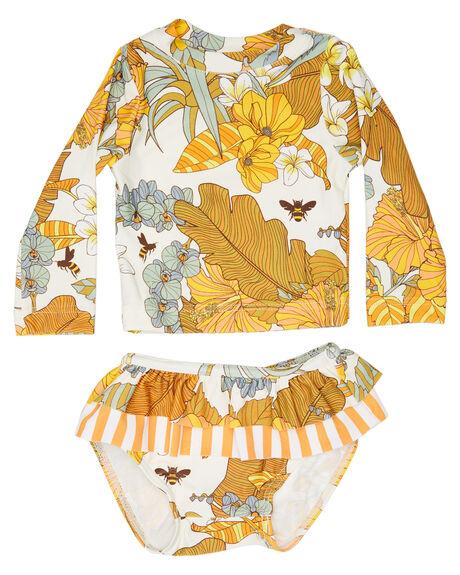 WAIMEA VALLEY OUTLET KIDS MUNSTER KIDS CLOTHING - LM192BK01WAIV