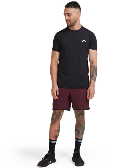 PLUM MENS CLOTHING RVCA SHORTS - RV-R107312-P95