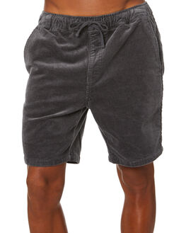GRAPHITE MENS CLOTHING KATIN SHORTS - WSKOR06GRAPH