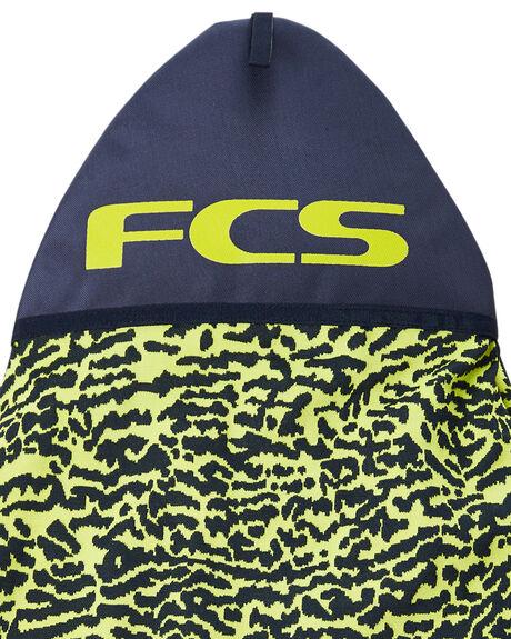 ICE YELLOW BOARDSPORTS SURF FCS BOARDCOVERS - BST-076-FB-IYEIYLW