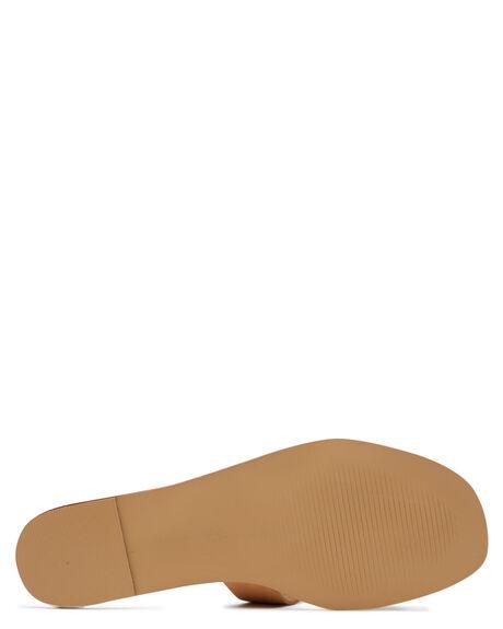 TAN CAMEL WOMENS FOOTWEAR BILLINI FASHION SANDALS - S676TANCA