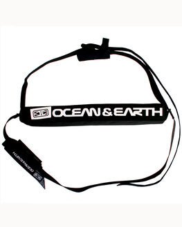 BLACK BOARDSPORTS SURF OCEAN AND EARTH BOARD RACKS - SARX01BLK
