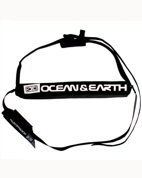 BLACK SURF ACCESSORIES OCEAN AND EARTH BOARD RACKS - SARX01BLK