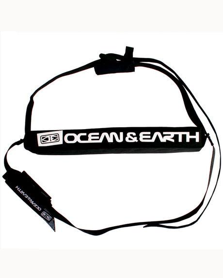 BLACK BOARDSPORTS SURF OCEAN AND EARTH BOARD RACKS - SARX01BLK