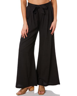 CHARCOAL WOMENS CLOTHING TIGERLILY PANTS - T395377CHR