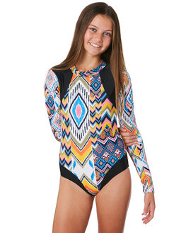 MULTI KIDS GIRLS SEAFOLLY SWIMWEAR - 15590-106MUL