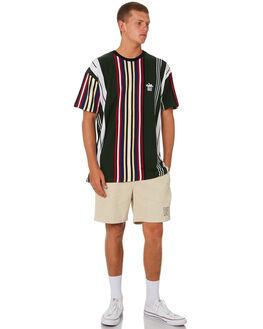 OFF WHITE MENS CLOTHING STUSSY SHORTS - ST091602OFWHT