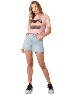 BLOSSOM WOMENS CLOTHING WRANGLER TEES - W-951491-AU1
