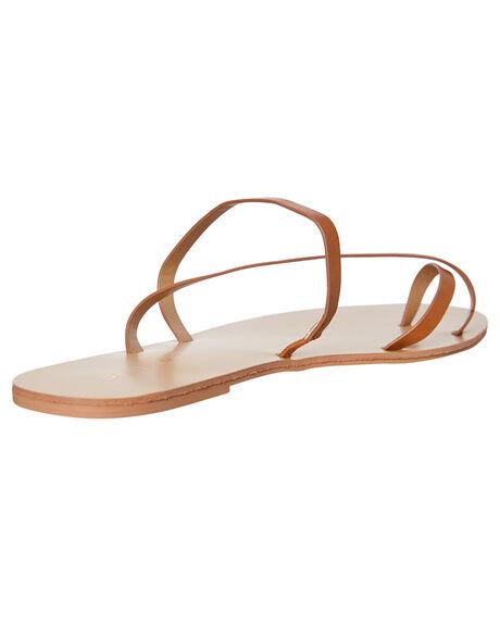 TAN WOMENS FOOTWEAR BILLINI FASHION SANDALS - S626TAN