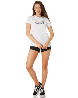 WHITE WOMENS CLOTHING HURLEY TEES - CI0920100