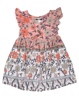 AMELIA PINK KIDS GIRLS SWEET CHILD OF MINE DRESSES + PLAYSUITS - W19BABYDOLLDRSSAMPK