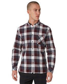 PORT VINTAGE BLACK MENS CLOTHING ZANEROBE SHIRTS - 316-METPORT