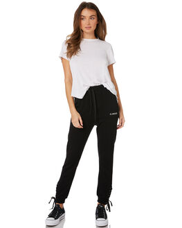 BLACK WOMENS CLOTHING ELWOOD PANTS - W91601BLK