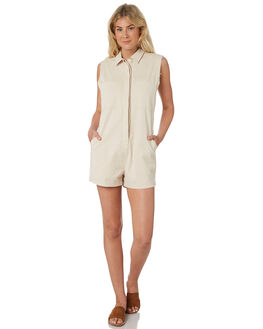 BONE WOMENS CLOTHING THRILLS PLAYSUITS + OVERALLS - WTR8-901ABONE