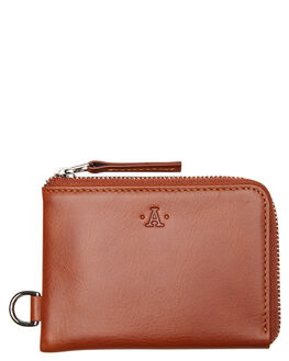 TAN MENS ACCESSORIES ATLAS LIFESTYLE CO WALLETS - ATL-W02TAN