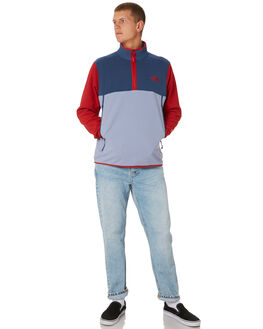 GULL BLUE MENS CLOTHING THE NORTH FACE JUMPERS - NF0A3MFU7RU