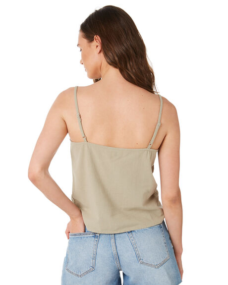 MOSS WOMENS CLOTHING RHYTHM FASHION TOPS - JAN20W-WT04MOSS