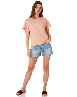 SORBET WOMENS CLOTHING RHYTHM TEES - JAN20W-PT02SORB