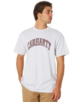 ASH HEATHER MENS CLOTHING CARHARTT TEES - I026277482