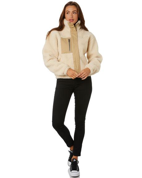 SABLE WOMENS CLOTHING RUSTY JACKETS - JKL0391SAB