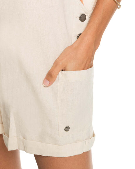 TAPIOCA WOMENS CLOTHING ROXY PLAYSUITS + OVERALLS - ERJWD03510-TEH0