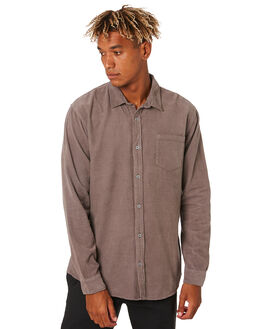 GREY MENS CLOTHING SWELL SHIRTS - S5164669GREY