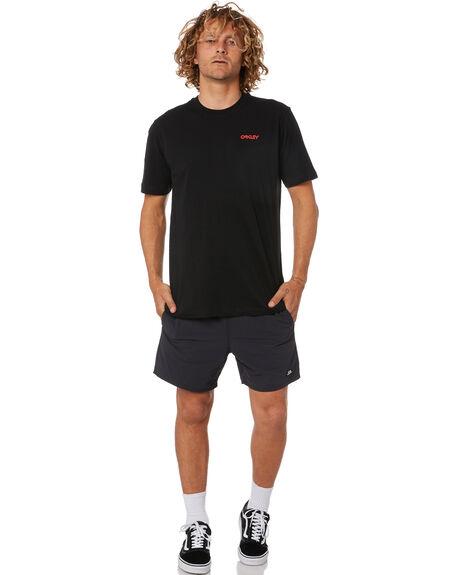 BLACKOUT MENS CLOTHING OAKLEY TEES - FOA40120002E