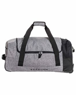 LIGHT GREY HEATHER MENS ACCESSORIES QUIKSILVER BAGS + BACKPACKS - EQYBL03177-SGRH