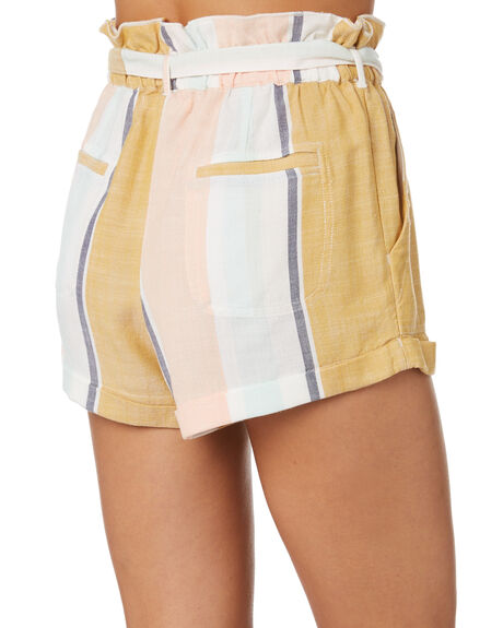 MULTI OUTLET WOMENS RIP CURL SHORTS - GWAND98817