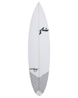 CLEAR BOARDSPORTS SURF RUSTY PERFORMANCE - RUTRAVELERCLR