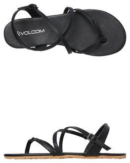 VINTAGE BROWN WOMENS FOOTWEAR VOLCOM FASHION SANDALS - W0812012VBN