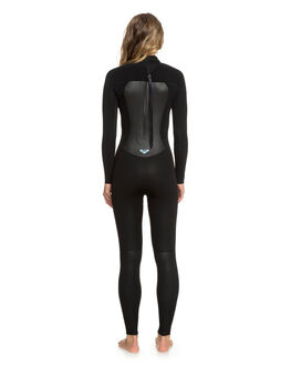 BLACK BOARDSPORTS SURF ROXY WOMENS - ERJW103041-KVJ0