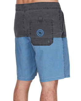 BIJOU BLUE MENS CLOTHING QUIKSILVER SHORTS - EQYWS03528BNG0