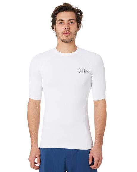 WHITE BOARDSPORTS SURF HURLEY MENS - AV0776100