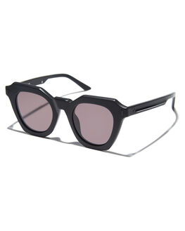 MATTE BLACK GLOSS MENS ACCESSORIES VALLEY SUNGLASSES - S0431MBLK