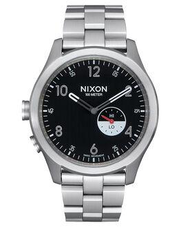 BLACK MENS ACCESSORIES NIXON WATCHES - A1168000