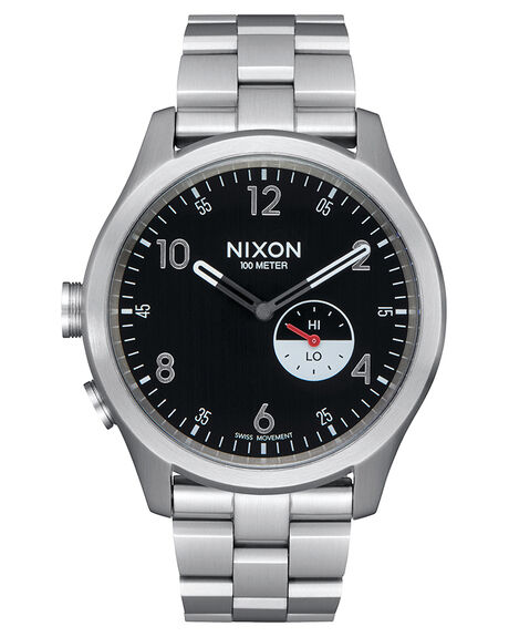 BLACK MENS ACCESSORIES NIXON WATCHES - A1168000