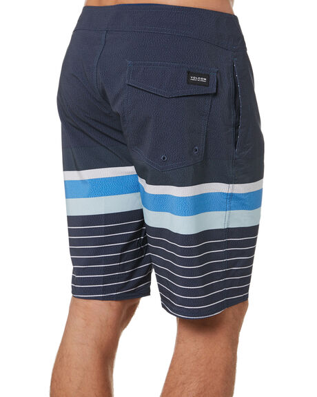 NAVY MENS CLOTHING VOLCOM BOARDSHORTS - A0812119NVY