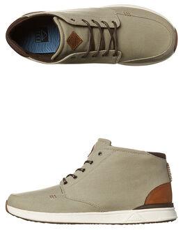 SLATE MENS FOOTWEAR REEF SNEAKERS - A2XMSSLT