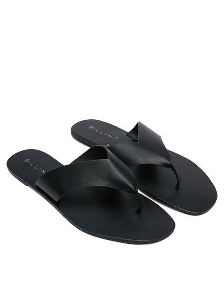 BLACK WOMENS FOOTWEAR BILLINI FASHION SANDALS - S702BLK