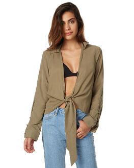 SAGE WOMENS CLOTHING SOMEDAYS LOVIN FASHION TOPS - SL1609407SAGE